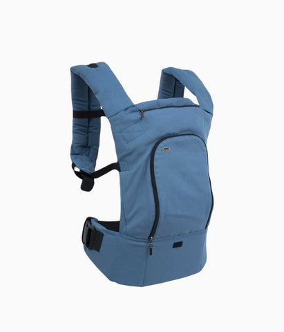 Smart Cooling Baby Carrier in Blue - Smart Cooling Carriers - SmartMother.me - 2