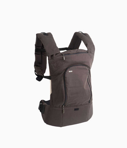Smart Cooling Baby Carrier in Brown - Smart Cooling Carriers - SmartMother.me - 2