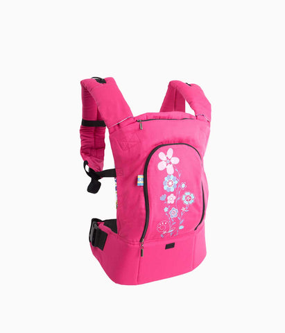Smart Cooling Baby Carrier in Pink - Smart Cooling Carriers - SmartMother.me - 2