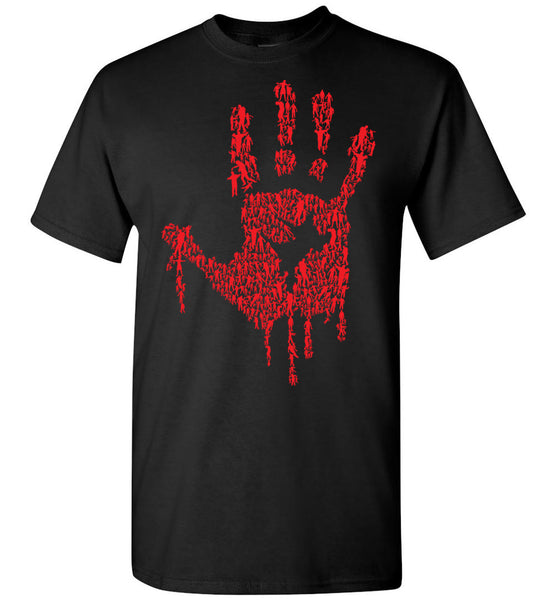 The Walking Dead Zombie Icon T-Shirt