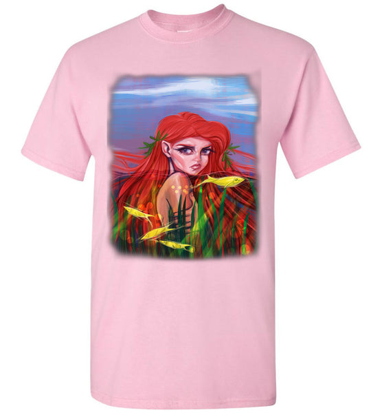 Grumpy Mermaid Tee