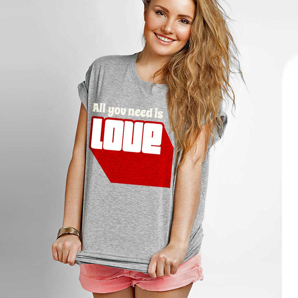 All You Need Is Love T-Shirt - SouthofMemphis