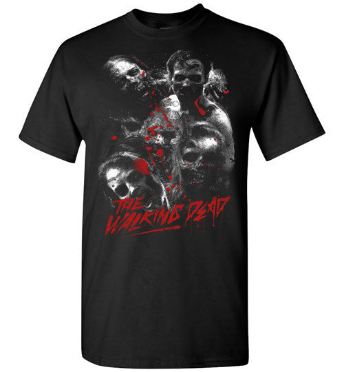 The Walking Dead Zombie T-Shirt - SouthofMemphis