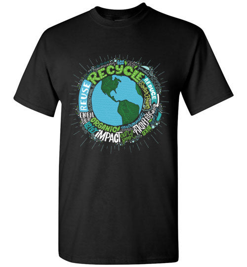 Save the Earth T-Shirt - SouthofMemphis - 1