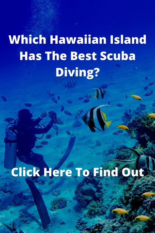 Which Hawaiian Island Has The Best Scuba Diving