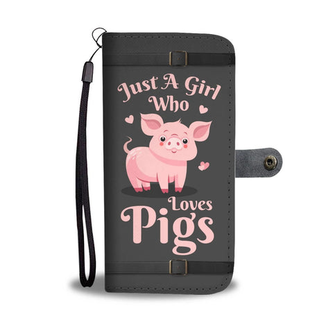 Pig Wallet Phone Case