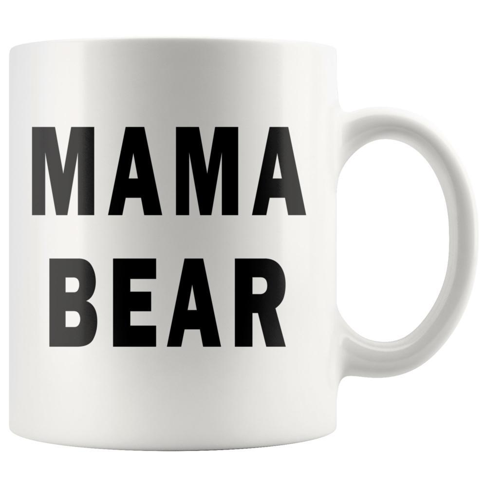 Mom - Mother Related Mug - MAMA BEAR