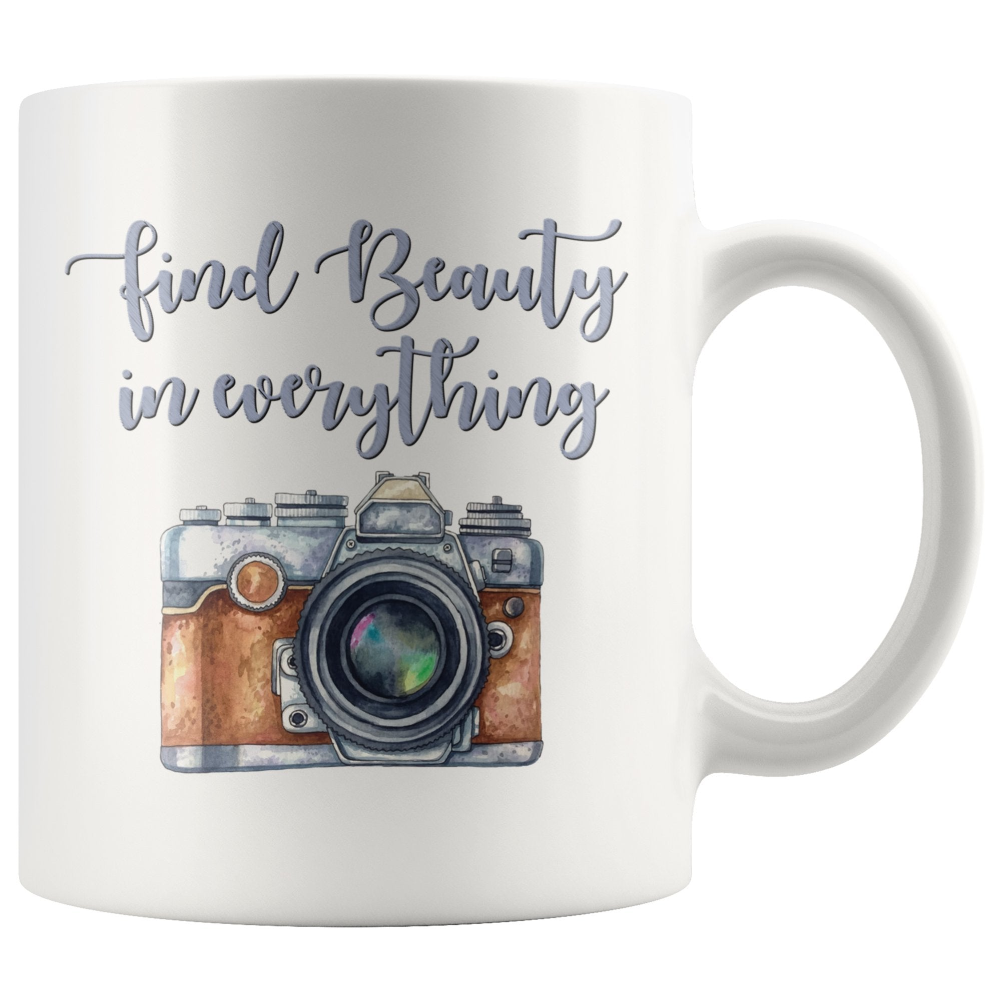 Find Beauty In Everything Photography Coffee Mug