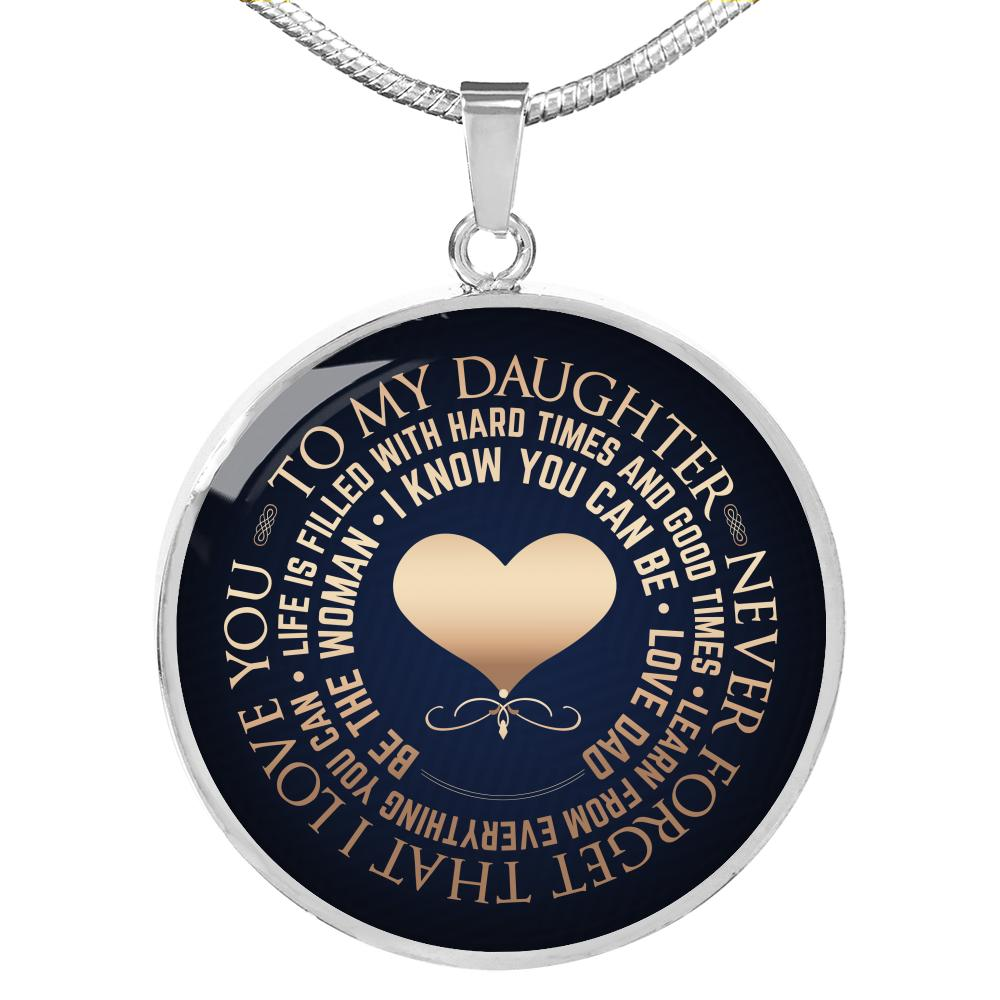 Daughter Necklace