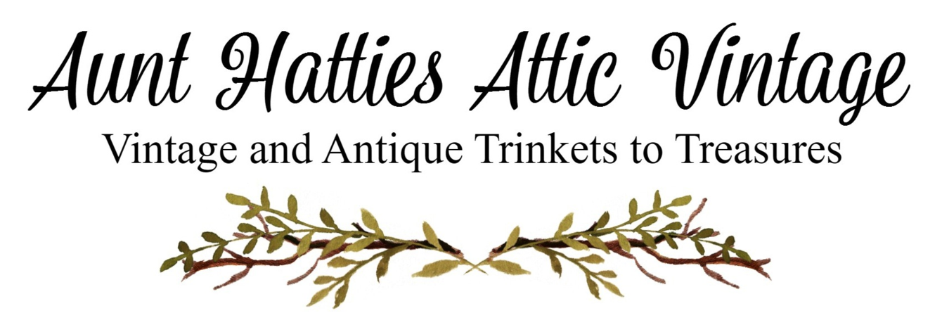 Aunt Hatties Attic Vintage