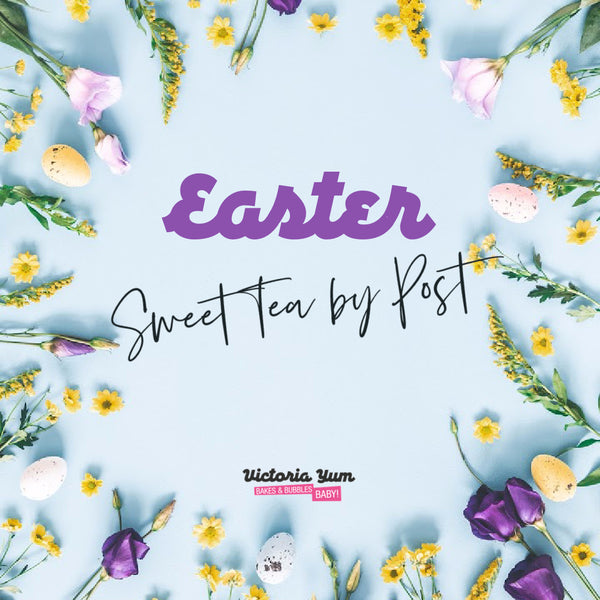 Easter Sweet Tea for Two (By DPD)