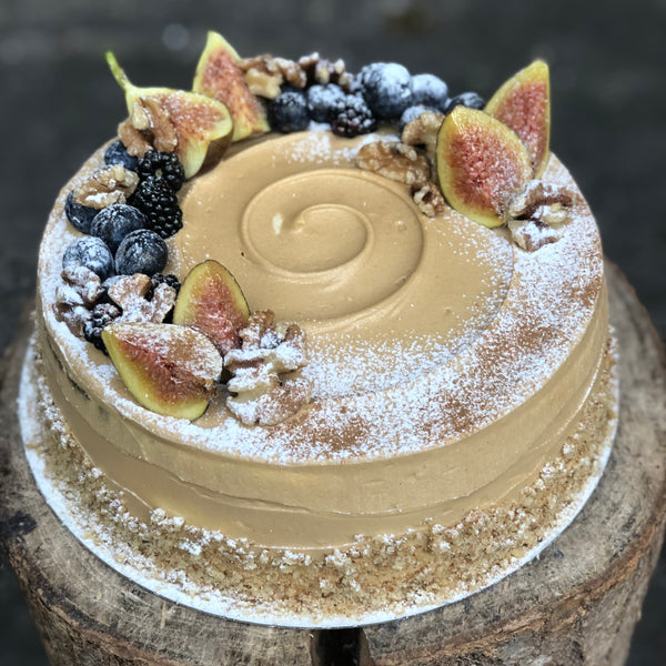 Classic Coffee & Walnut