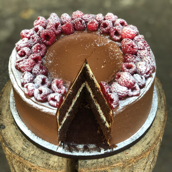 Chocolate, Beetroot & Raspberry