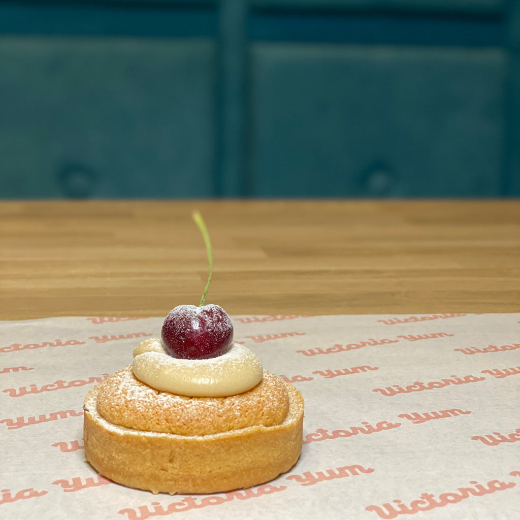 Cherry Bakewell (Box of 4)