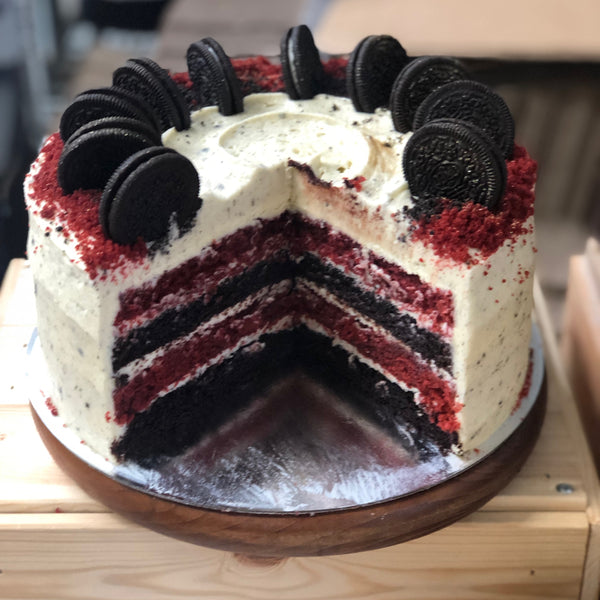 NEW! Chocolate, Red Velvet & Oreo Cream