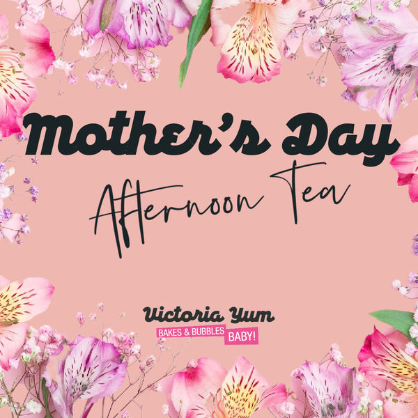 Mother's Day Afternoon Tea For Two (Collect Sat 13 March)