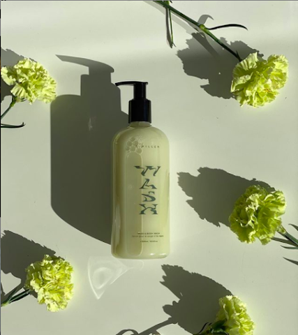 f miller hand and body wash