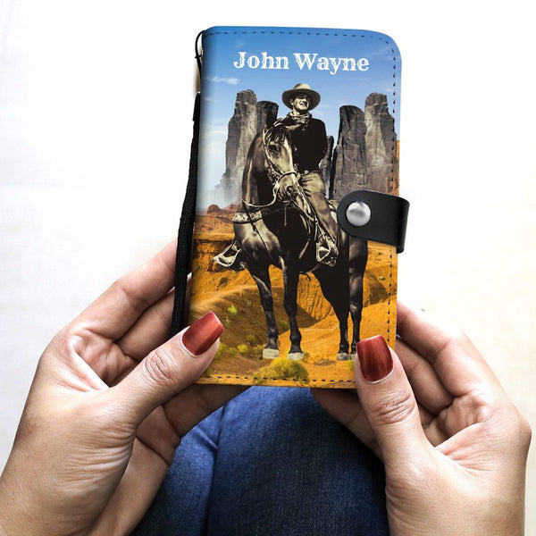 Western Wallet Phone Cases