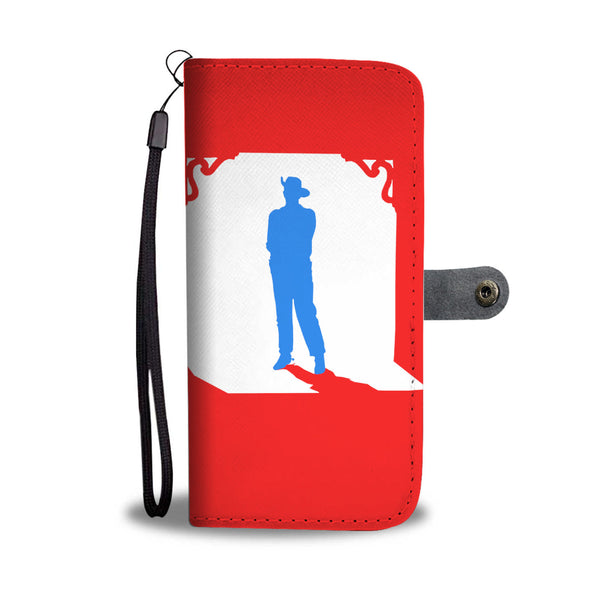 John Wayne The Searchers inspired Wallet Phone Case