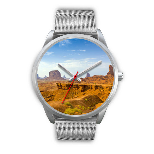 Custom Designed Watch - Monument Valley Choose from 10 bands