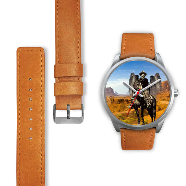 John Wayne Watch Monument Valley Backdrop