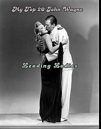 John Wayne's Leading Ladies My Top 20 ebook