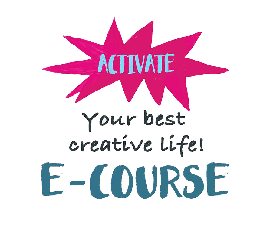 Activate Your Best Creative Life E-Course