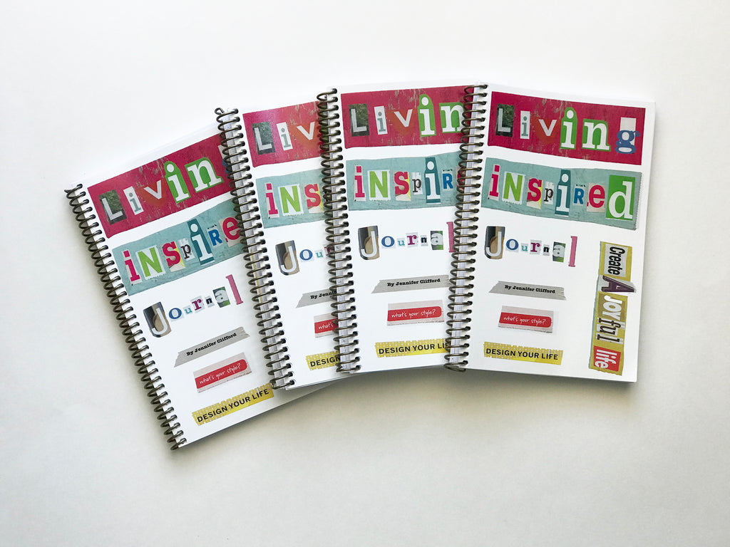 Living Inspired Journal