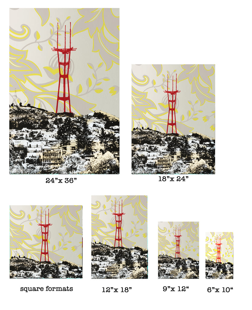 Sutro Tower--Yello