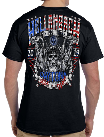 Image of 78th Annual Daytona Bike Week 2019 T-Shirt