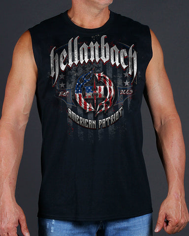 Image of American Patriot Sleeveless T
