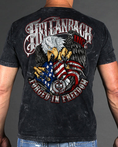 Image of Forged in Freedom Mineral Washed Premium Shirt