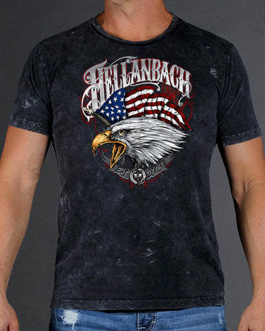 Forged in Freedom Mineral Washed Premium Shirt