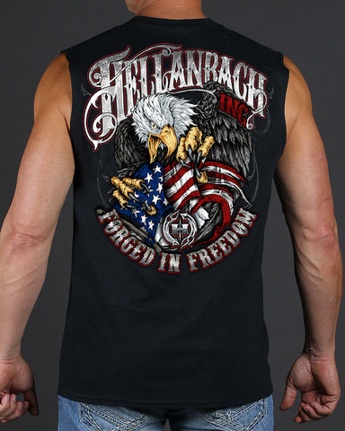 Image of Forged in Freedom Sleeveless T
