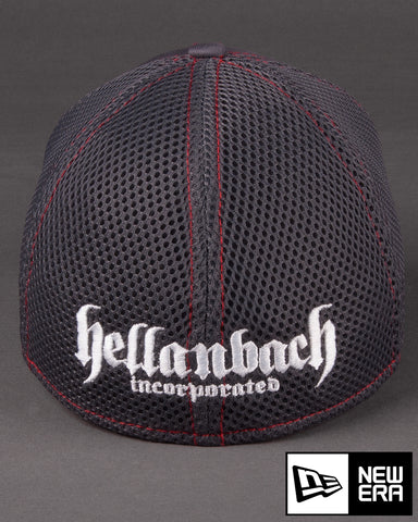 H2 on New Era Stretch Mesh with Contrast Stitch 2d154a341686