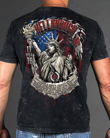 Image of Liberty Mineral Washed Premium Shirt