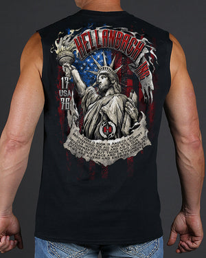 Liberty Sleeveless T