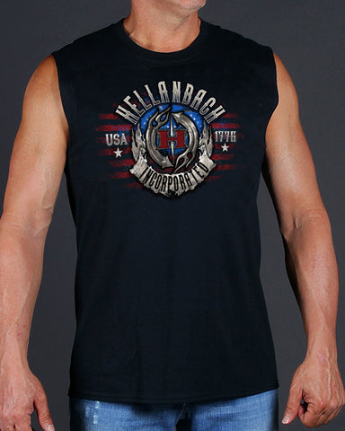 Image of Liberty Sleeveless T
