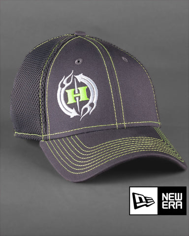 Image of H2 on New Era Stretch Mesh with Contrast Stitch