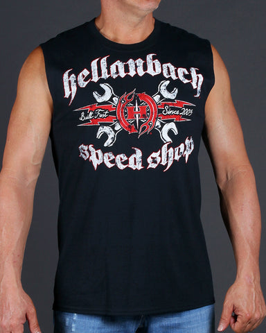 Image of Speed Shop Sleeveless T