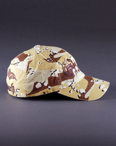 Image of Ballcaps - H2 Logo On Camo Flexfit