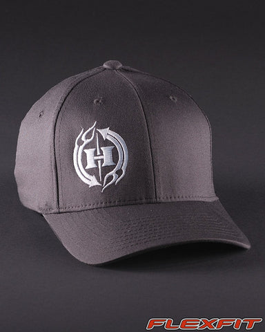 Ballcaps - H2 Logo On Solid Color Flexfit