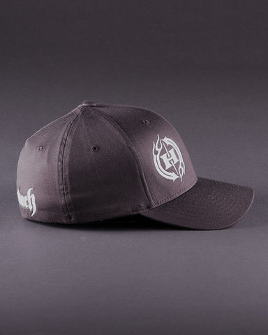 Image of Ballcaps - H2 Logo On Solid Color Flexfit