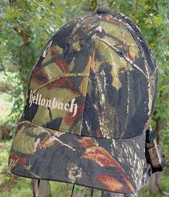Image of Ballcaps - H3 Logo On Camo Flexfit