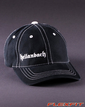 Ballcaps - H3 Logo On Contrast Stitch Flexfit