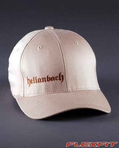 Image of Ballcaps - H3 Logo On Solid Color Flexfit