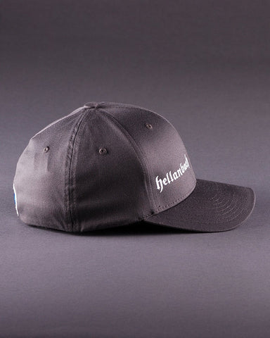 Ballcaps - H3 Logo On Solid Color Flexfit