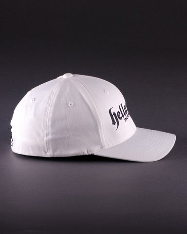 Image of Ballcaps - H4 Logo On Solid Color Flexfit