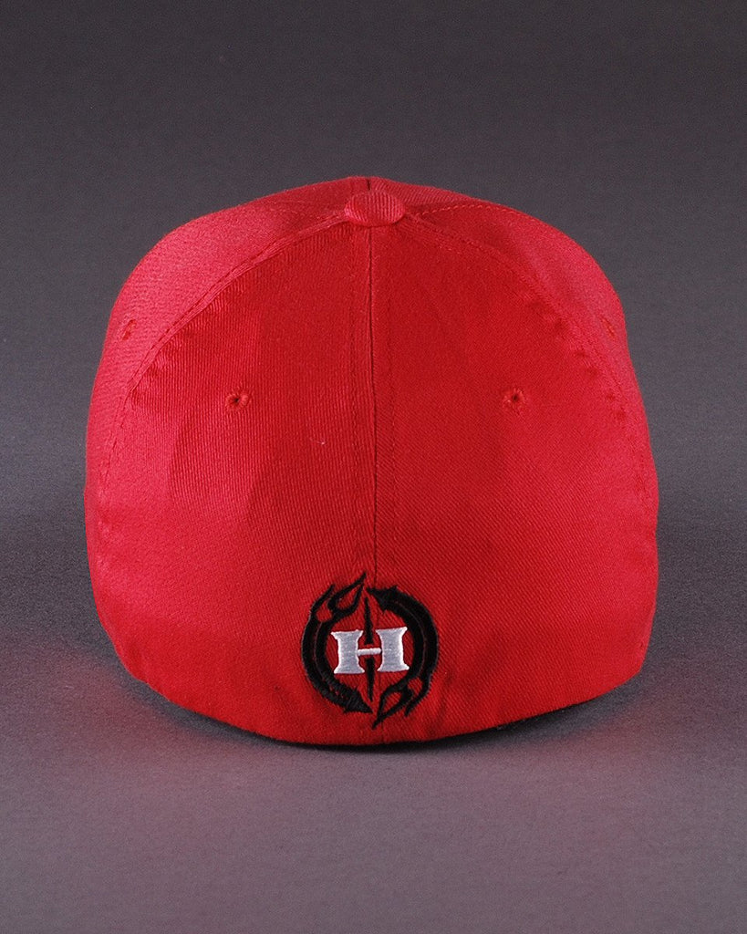 Ballcaps - H4 Logo On Solid Color Flexfit