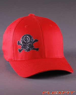 Ballcaps - H5 Logo On Solid Flexfit